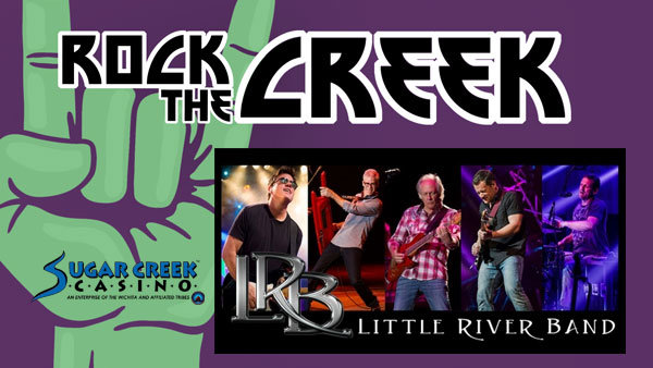 None - Rock the Creek with Sugar Creek Casino and The Brew