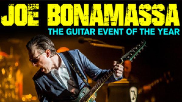 None - Win Joe Bonamassa Tickets