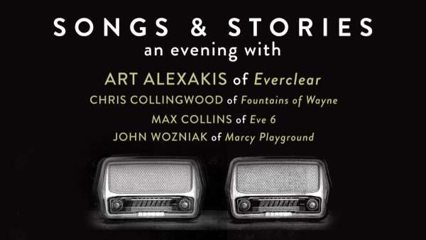 None - Songs & Stories: An Evening with Art Alexakis of Everclear