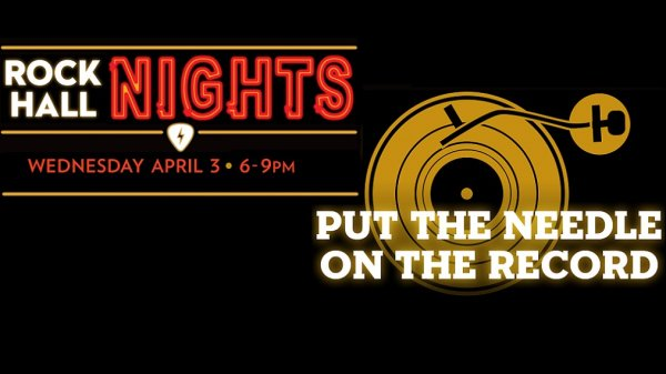 None - Win tickets to Rock Hall Nights: Rock Off The Rack!
