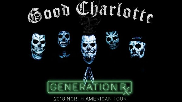 None -  Win tickets and Meet & Greet Passes to see Good Charlotte!