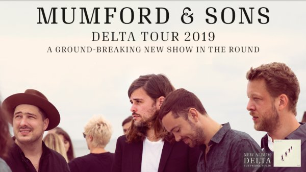 None - Win tickets to Mumford & Sons!