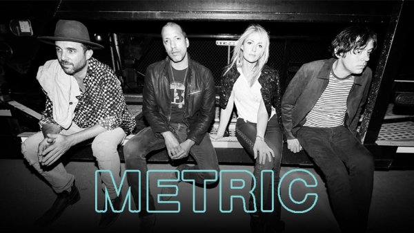 None -  Win tickets to see Metric!