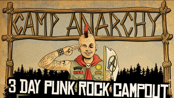 None - Win weekend passes to Camp Anarchy 2019!