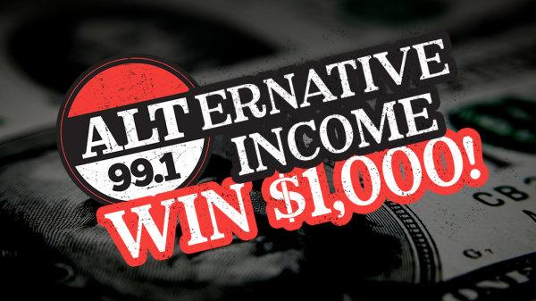 None - Win an ALTernative Income