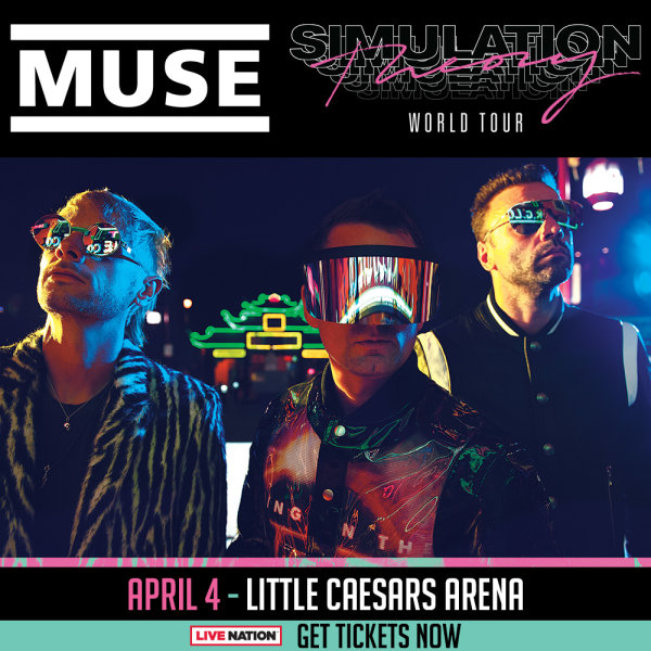 None -  Win tickets to see Muse