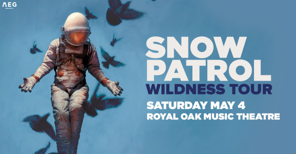 None -  Win tickets to see Snow Patrol