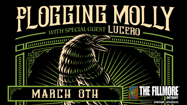 None - Win tickets to see Flogging Molly