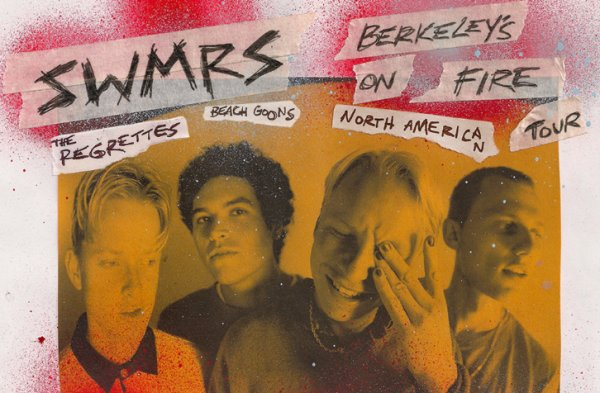 None - Win tickets to SWMRS!