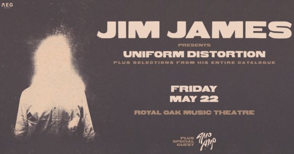 None - Win Tickets to see Jim James