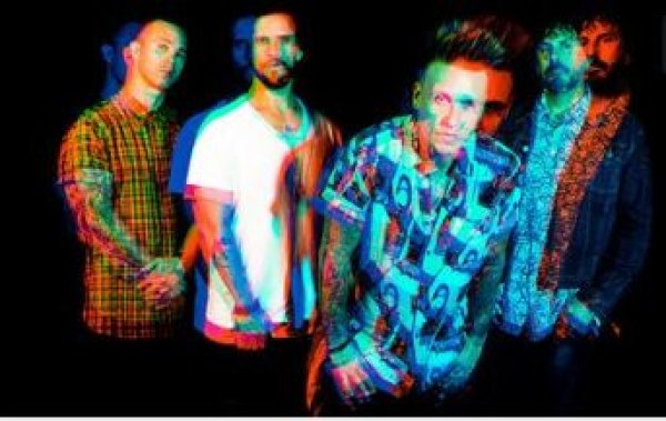 None -   Win Tickets to see Papa Roach