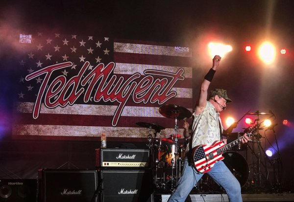 None - Win tickets to see Ted Nugent