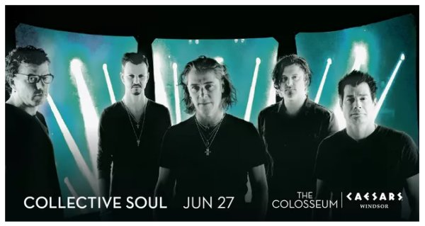None -  Win tickets to see Collective Soul