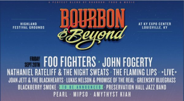 None -  Win tickets to Bourbon & Beyond