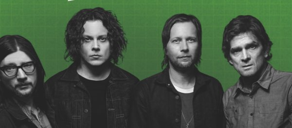 None - Win tickets to see The Raconteurs