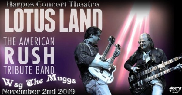 None - Win tickets to Lotus Land American Rush Tribute