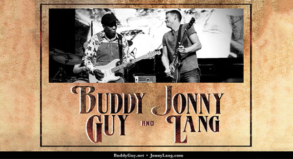 None - Enter for your chance to win a pair of tickets to see Buddy Guy and Jonny Lang