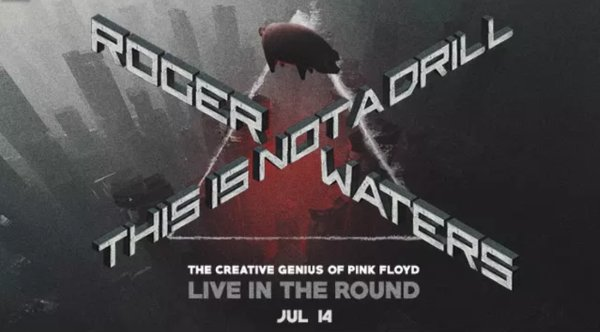 None - Two in a Row, Two for the Show: Roger Waters