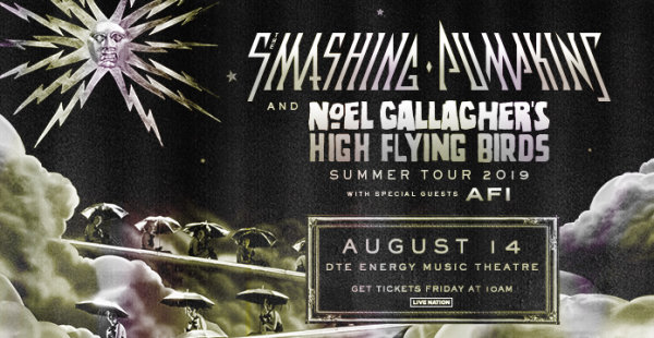 None - Win tickets to see the Smashing Pumpkins