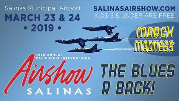 None -  Salinas Airshow 2019!