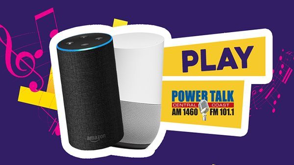 None - Listen to Powertalk on Amazon Alexa and Google Home!