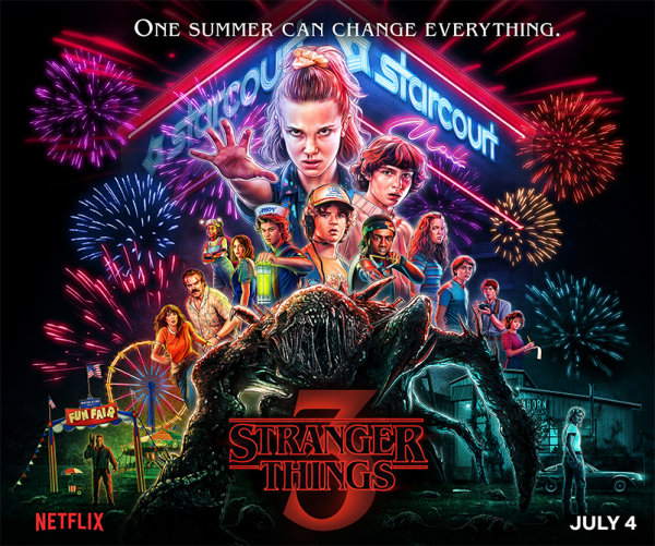 None - A Trip to the Premiere of Stranger Things 3