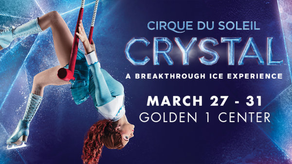 None - Win tickets to see Cirque Du Soleil Crystal!