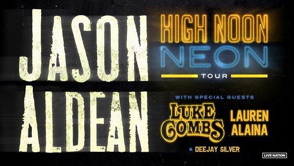 Win Tickets to See Jason Aldean!