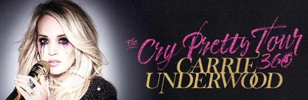 Win Carrie Underwood Tickets!