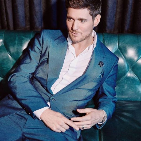 None - Win Michael Bublé Tickets!