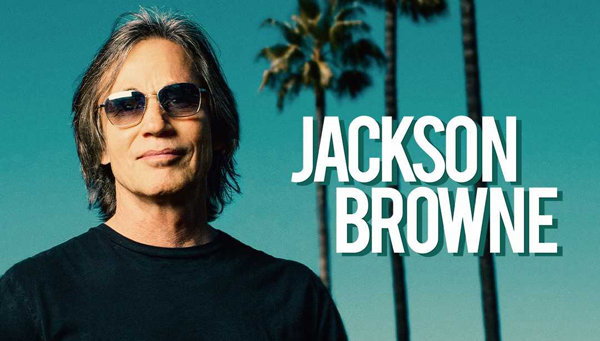 None - Win a pair of tickets to see Jackson Browne!
