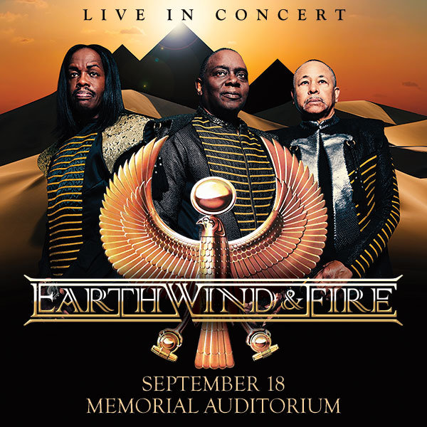 None - Win Earth, Wind & Fire Tickets!