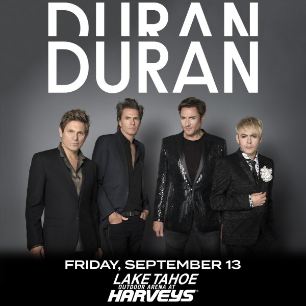 None - Win Duran Duran Tickets!