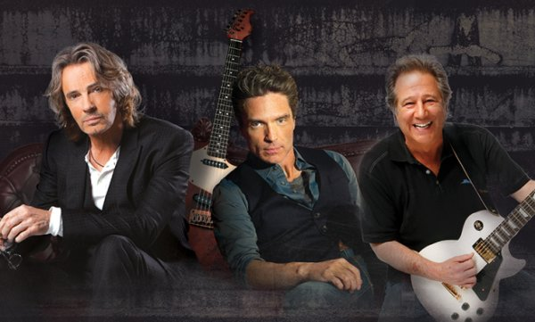 None - Win a pair of tickets to see Rick Springfield with Richard Marx!