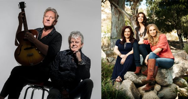 None - Win Air Supply & Wilson Phillips Tickets!