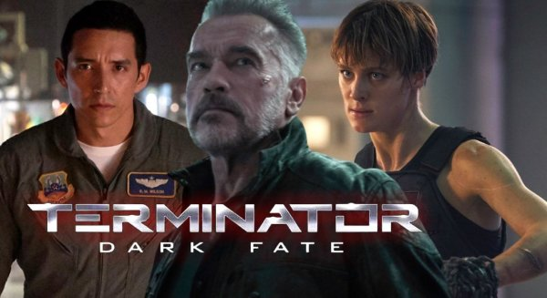 None - Win Early Screening Passes to see Terminator: Dark Fate!
