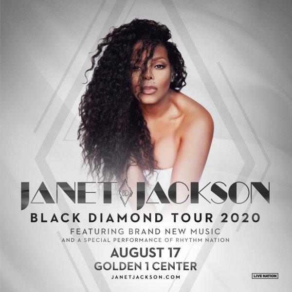 image for Win Janet Jackson Black Diamond Tour Tickets!