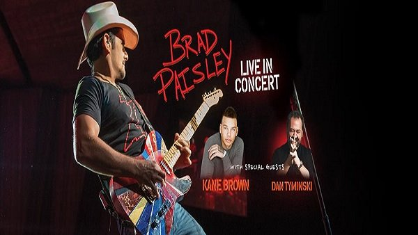Win meet greet passes with brad paisley 925 the bull win meet greet passes with brad paisley m4hsunfo
