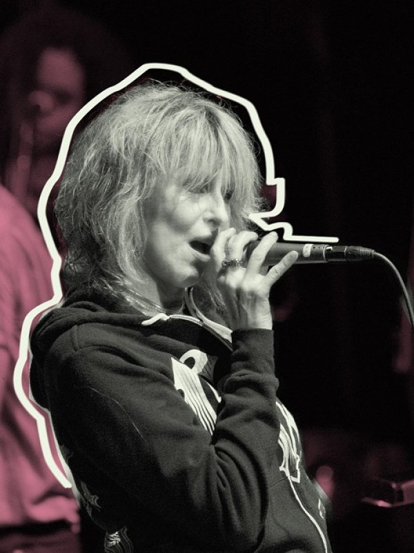 See The Pretenders In Concert