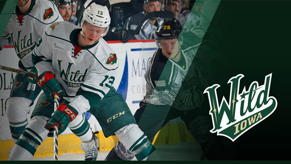 None - Win tickets to Iowa Wild October 26th Game