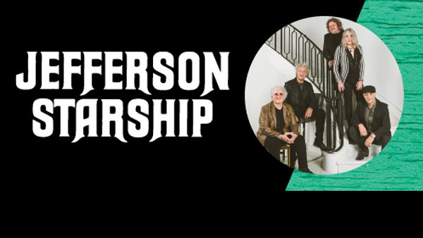 Win tickets to Jefferson Starship at Lakeside Casino Event Center!