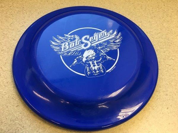 None -  Win a Bob Seger tour roadie frisbee