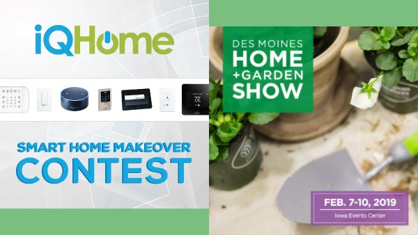 Win a SMART HOME MAKEOVER from iQHome - Smart Home Living