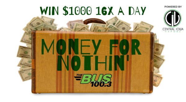 Win Money For Nothin'!