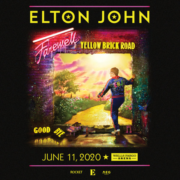 Tell Us When You Heard an Elton John Song on THE BUS to Win Tickets!