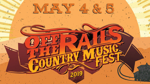 None -  Win Tickets To The 2019 Off The Rails Country Music Fest