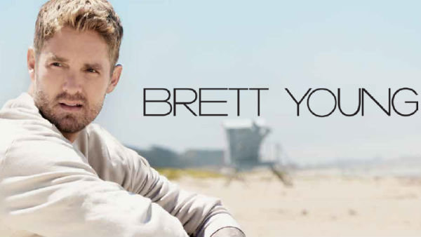 None - Enter To Win A Pair Of Tickets To See Brett Young!