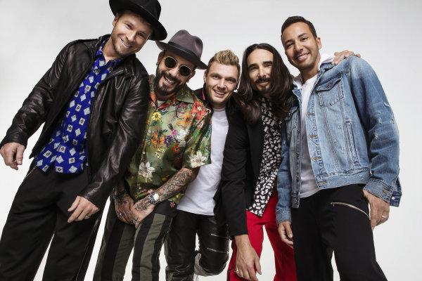 None -            Backstreet Boys | BJCC
