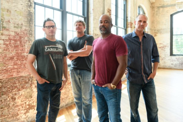 None -    Hootie & The Blowfish | Oak Mountain Amphitheatre