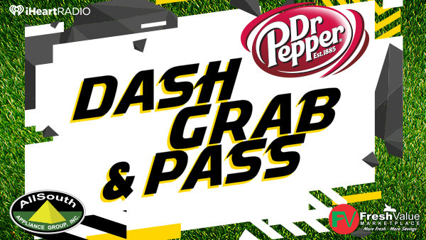 None - Dr Pepper Dash, Grab, & Pass